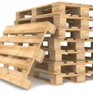 Aumenta la produccion de palets de madera en la UE